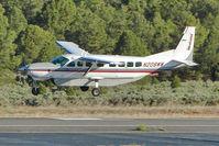 N208WW @ GCN - 1998 Cessna 208B, c/n: 208B0721 landing at Grand Canyon