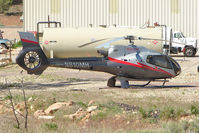 N810MH @ GCN - Eurocopter EC 130 B4, c/n: 3949 at Grand Canyon