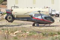 N810MH @ GCN - Eurocopter EC 130 B4, c/n: 3949 at Grand Canyon at the Maverick Terminal