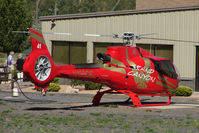 N130GC @ GCN - 2002 Eurocopter EC 130 B4, c/n: 3562 at Grand Canyon - by Terry Fletcher