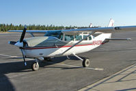 N9482M @ GCN - 1981 Cessna T207A, c/n: 20700698 at Grand Canyon