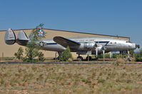N422NA @ 40G - 1948 Lockheed C-121, c/n: 48-613 - Photo from the kerbside of the Highway