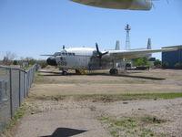 131688 @ KPUB - Pueblo Weisbrod Aircraft Museum - by Ronald Barker