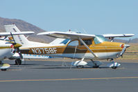N3758F @ IGM - 1966 Cessna 172H, c/n: 17255253 at Kingman