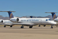 N14505 @ IGM - 1999 Embraer EMB-135ER, c/n: 145192 stored at Kingman