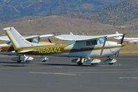 N58442 @ IGM - 1973 Cessna 182P, c/n: 18262066 at Kingman