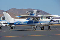 C-GEDI @ IGM - 1975 Cessna 150M, c/n: 15076913 at Kingman
