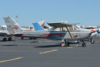 N7783U @ IGM - 1964 Cessna 172E, c/n: 17251783 at Kingman