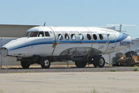 N400MX @ IGM - Just the fuselage of British Aerospace BAE JETSTREAM 3101, c/n: 624 left at Kingman