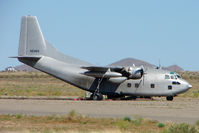 N546S @ IGM - 1954 Fairchild C-123K, c/n: 54-615 at Kingman