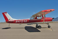 N4724X @ IGM - Cessna 150G, c/n: 15064774 at Kingman