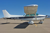 N73830 @ IGM - 1976 Cessna 172N, c/n: 17267706 at Kingman