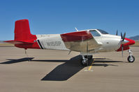 N155P @ IGM - 1956 Beech D-50, c/n: DH-76 at Kingman