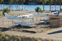 N2224 - 1968 Piper PA-18-150, c/n: 18-8651 at Mohave Country Park , Bullhead