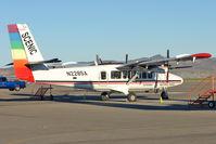 N228SA @ BVU - 1969 Dehavilland DHC-6-300, c/n: 253 at Boulder City