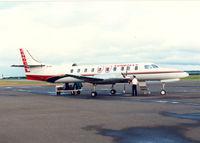 VH-KAN @ KGC - Kendell Airlines - by Henk Geerlings