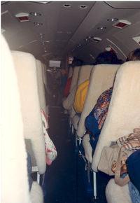 VH-KAN @ KGC - Cabin Metro 23 , Kendell Airlines - by Henk Geerlings