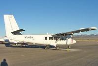 N241SA @ BVU - 1977 Dehavilland DHC-6-300, c/n: 556 at Boulder City