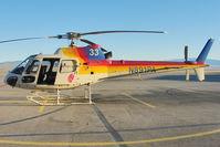 N891PA @ BVU - Eurocopter AS 350 B2, c/n: 4557 at Boulder City
