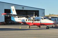 N72GC @ BVU - 1969 Dehavilland DHC-6-300, c/n: 264 at Boulder City