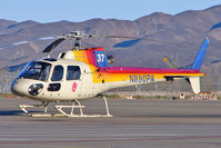 N890PA @ BVU - Eurocopter AS 350 B2, c/n: 4554 at Boulder City