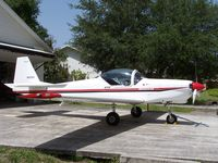 N103XX @ FL59 - Slingsby Firefly T67C 1993 ex Canadian RCAF trainer. - by D black