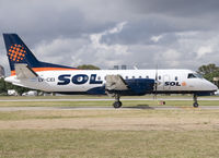 LV-CEI @ SABE - Taxi to RWY 13. - by Jorge Molina