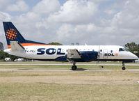 LV-CEJ @ SABE - Crashed on 05/18/11. 22/22 killed (RIP). - by Jorge Molina
