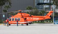 C-GYNH - AW139 at Heliexpo Orlando - by Florida Metal