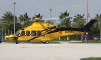 N139PH - PHI AW139 at Heliexpo Orlando - by Florida Metal