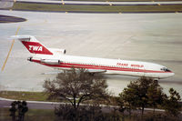 N12302 @ TPA - Boeing 727-231 of Trans World Airlines as seen at Tampa in November 1992. - by Peter Nicholson