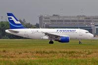 OH-LVB @ EPKK - Finnair