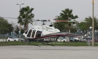 N407GX - Bell 407 at Heliexpo Orlando