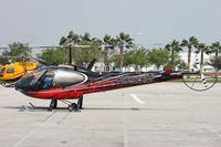 N962SM - Enstrom 280FX at Heliexpo Orlando