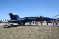 161948 @ TIX - F-18 Blue Angels