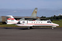84-0099 @ PAE - The military version of a Lear 35 - by Duncan Kirk