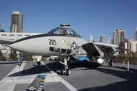 158978 @ CV41 - Grumman F-14A Tomcat, c/n: 39 - by Timothy Aanerud