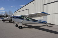 C-GVPE @ CFX2 - Parked at Okotoks Air Ranch - by P. Mitchell