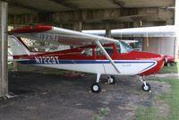N7223T @ F69 - 1959 Cessna 172A, c/n: 46823 - by Timothy Aanerud