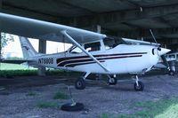 N78808 @ F69 - 1968 Cessna 172K, c/n: 17257774 - by Timothy Aanerud