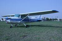 N10498 @ F69 - 1973 Cessna 150L, c/n: 15074890 - by Timothy Aanerud