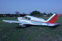 N4600R @ F69 - 1966 Piper PA-28-140, c/n: 28-21348 - by Timothy Aanerud