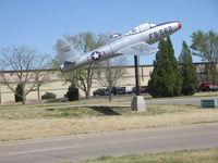 47-1562 @ KPUB - Pueblo Weisbrod Aircraft Museum - by Ronald Barker