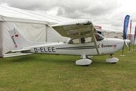 D-ELEE @ EGBK - Exibited in Static Display at 2011 AeroExpo held at Sywell UK