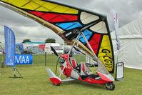 G-CGVI @ EGBK - Exibited at 2011 Aero Expo at Sywell