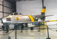 51-2821 @ KADS - Cavanaugh Flight Museum - by Ronald Barker