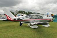 G-BNDR @ EGBK - 1987 Soc De Construction D\'avions De Tourisme Et D\'affaires SOCATA TB10, c/n: 740 at 2011 AeroExpo at Sywell