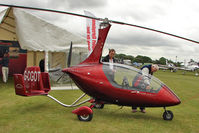 G-CGOT @ EGBK - Exhibited at 2011 AeroExpo at Sywell