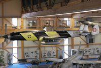 C-497 @ LSMD - Swiss Air Force Eidgenössische Konstruktionswerkstätte K+W C-36 - by Dietmar Schreiber - VAP