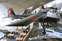 A-100 @ LSMD - Swiss Air Force Fieseler Storch - by Dietmar Schreiber - VAP